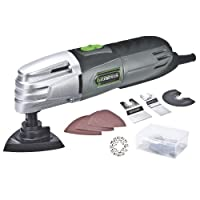 Genesis GMT15A Multi-Purpose Oscillating Tool from Genesis