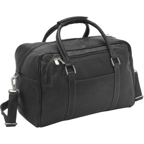 Piel Leather Mini Carry-On, Black, One Size photo B0044J9CSY.jpg