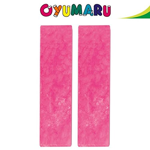 oyumaru-pate-de-moulage-set-de-2-pains-couleur-rose