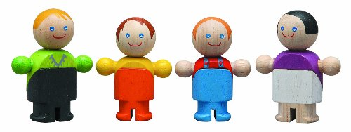 41fL%2BZM8g8L Reviews PLAN Toy City Casual Family of Four