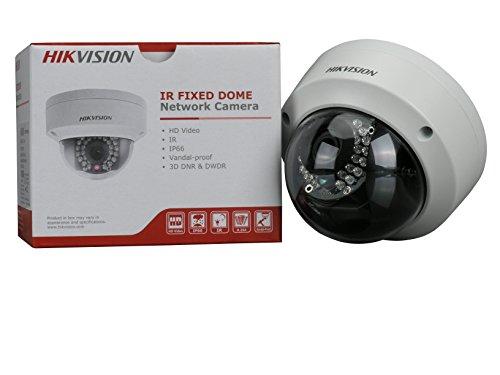 Hikvision USA 3 Megapixel Network Camera - Color - M12-mount DS-2CD2132F-I-12MM