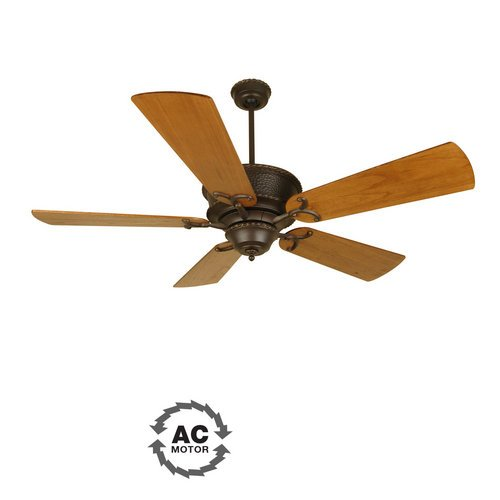 Craftmade Rt52Ag Riata 52-Inch Ceiling Fan, Aged Bronze Finish-Blades Sold Separately