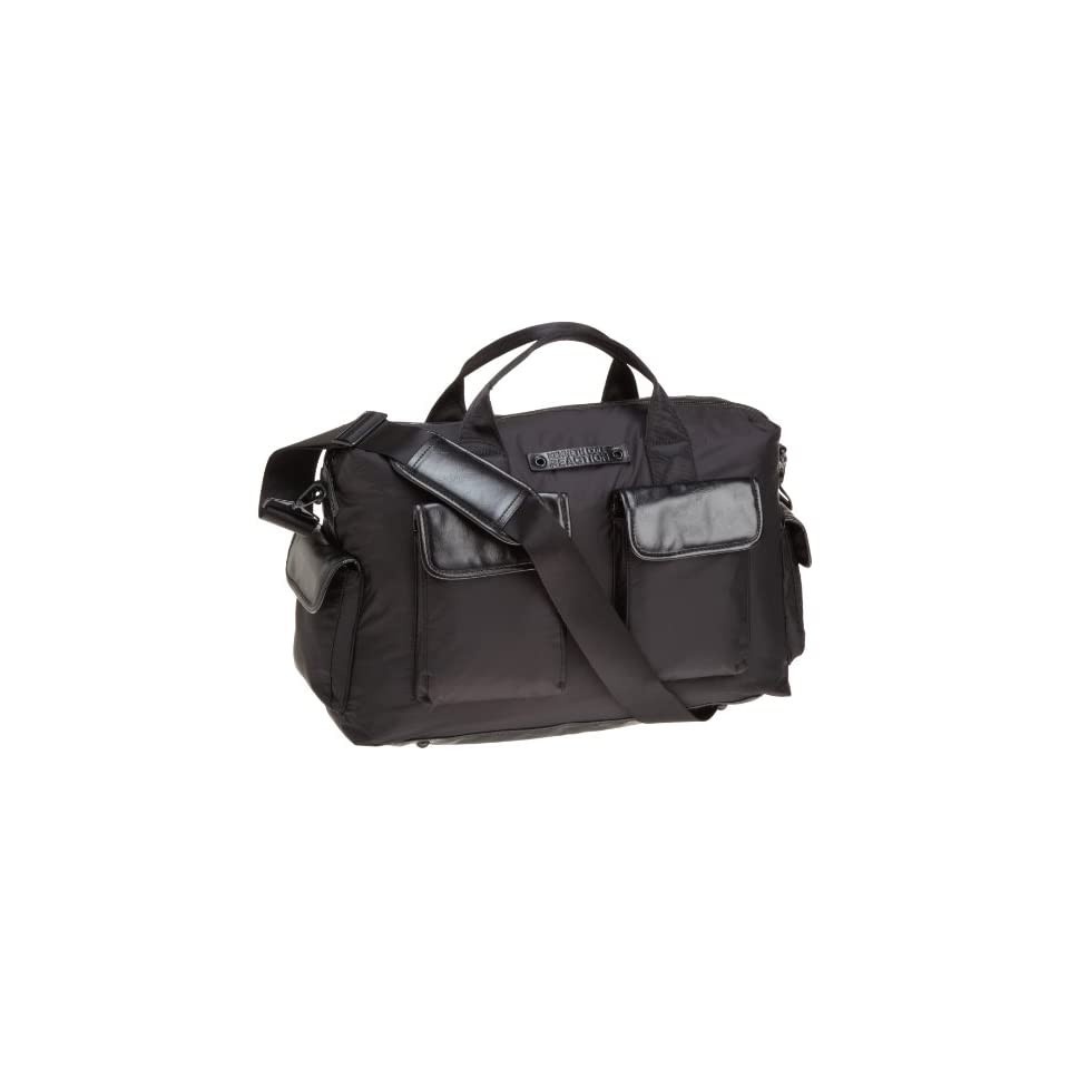 Kenneth Cole Reaction Luggage Everythings Duff Erent Now, Black, One Size