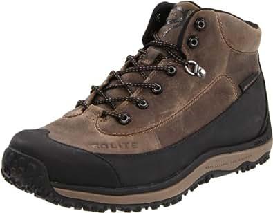 GoLite Men's Quest Lite Hiking Boot,Fossil,14 M US