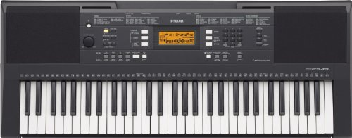 Find Cheap Yamaha PSRE343 61-Key Portable Keyboard