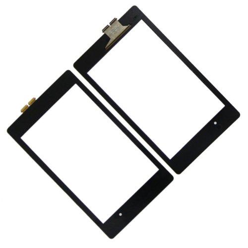 Front Panel Touch Glass Digitizer For Google Nexus 7 Gen Ii 2Nd 2013 Black
