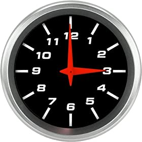 "Speedhut 2-1/16"" Clock"