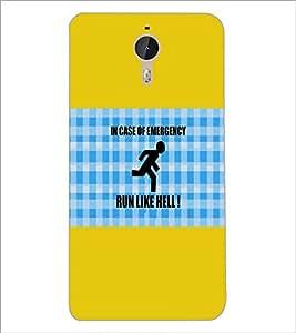 PrintDhaba Quote D-3101 Back Case Cover for LETV (LE ECO) LE 1 PRO (Multi-Coloured)