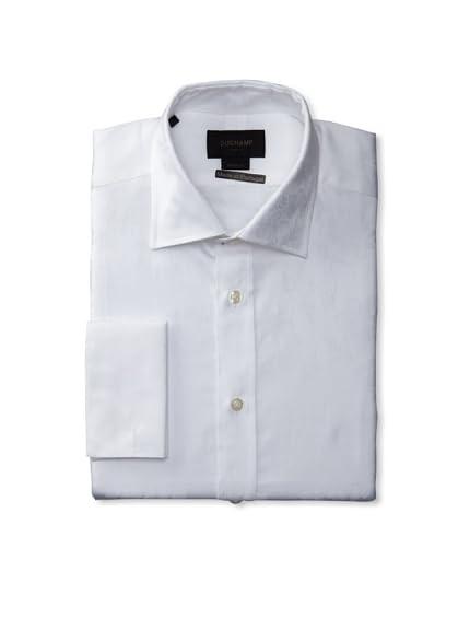 Duchamp Men's Meadow Jacquard Shirt