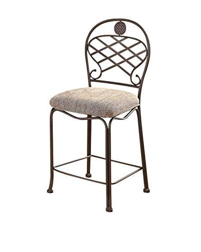 Acme Furniture Counter Height Chair, Dark Bronze