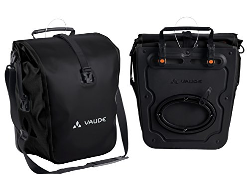 vaude-aqua-front-bolsa-lateral-para-bicicleta-31-x-30-x-17-cm-negro-negro-talla31-x-30-x-17-cm