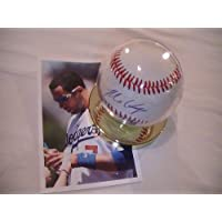 Matt Kemp Signed Autographed Real Mlb Baseball La Dodgers Authentic Certified Coa