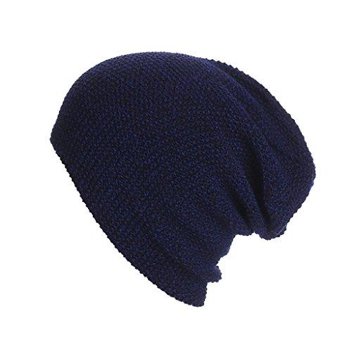 winwintomr-1pc-unisex-manner-frauen-sk-sind-sie-zwei-ol-baggy-kappe-winter-warme-mutze-dunkel-blau