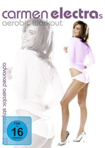 Carmen Electra - Aerobic Workout - Adv. Aerobic Striptease [DVD]
