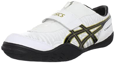Buy ASICS Mens Cyber Throw London Track Shoe by ASICS