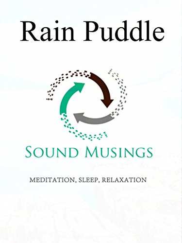 Rain Puddle: Meditation, Sleep, Relaxation