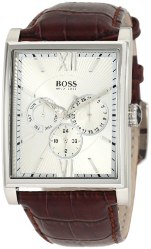 Hugo Boss Herren Analog Dress Quartz Reloj NWT 1512402