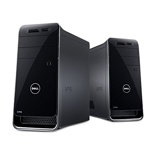 Dell XPS 8900 Desktop - Intel Core i7-6700 6th Generation Quad-Core Skylake up to 4.0 GHz, 32GB DDR4 Memory, 1TB SSD + 3TB SATA Hard Drive, 4GB Nvidia GeForce GTX 745, DVD Burner, Windows 10
