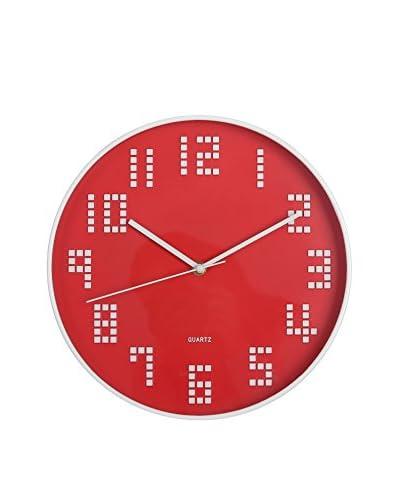 STREAMLINED LIVING Reloj De Pared