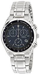 Citizen Eco-Drive Analog Blue Dial Mens Watch - BL7110-51L