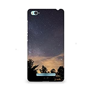 TAZindia Designer Printed Hard Back Mobile Case Cover For Xiaomi Mi4i
