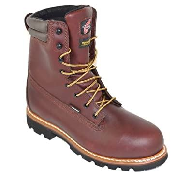 Mens Red Wing Waterproof Insulated Work Boots #4401