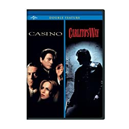 Casino / Carlito's Way Double Feature