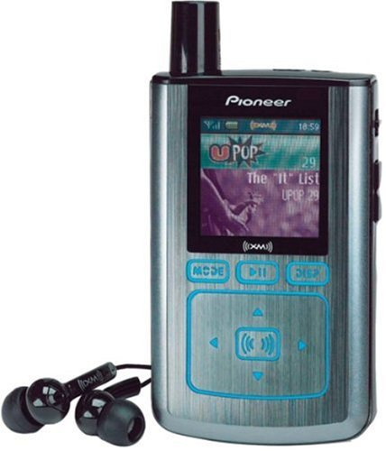 Pioneer GEX-INNO2BK Inno 2 Portable XM Satellite Radio with MP3 Capability
