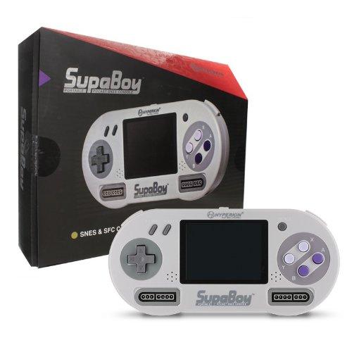 Hyperkin Supaboy Portable Pocket Snes Console front-339154