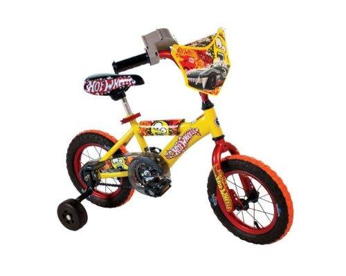 Dynacraft Boy's Hot Wheels Bike (12-Inch)