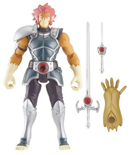 "ThunderCats Lion-O 4"" Action Figure - 1"