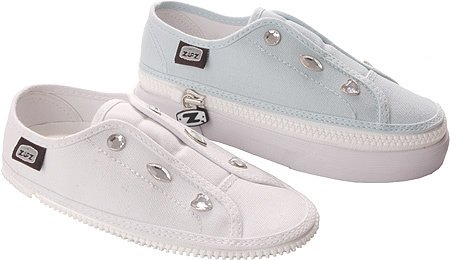 Children's Zipz Three Jewel Slip On Extra Cover - Buy Children's Zipz Three Jewel Slip On Extra Cover - Purchase Children's Zipz Three Jewel Slip On Extra Cover (Zipz, Apparel, Departments, Shoes, Children's Shoes, Girls)