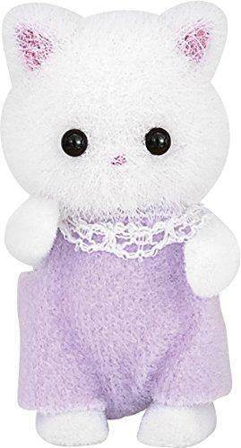 シルバニアファミリー 人形 ペルシャネコの赤ちゃん