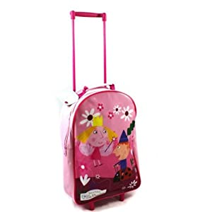 Ben Holly Little Kingdom - Wheeled Bag Trolley Bag Suitcase from ACHARACTERSHOP