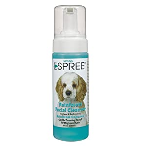 Espree Dog and Cat Rainforest Facial Cleanser, 5-Ounce