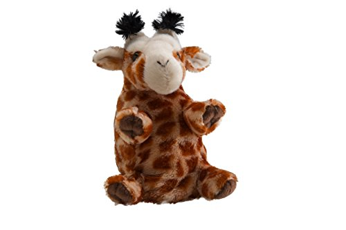 Switch A Rooz Giraffe/Cheetah Dash and Dots Plush