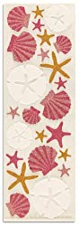 Martha Stewart Crafts Glitter Sea Shells & Sand Dollar Stickers By The Package