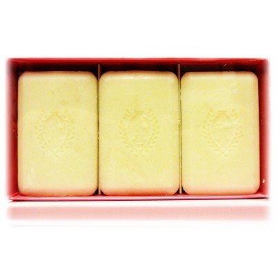 Pecksniffs Rose & Peony Bar Soap Trio (Bush Flower Essences Kit compare prices)