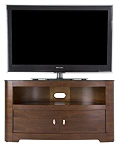 The Best  AVF Blenheim Walnut TV Stand for up to 55 inch