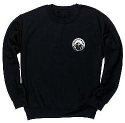 HippoWarehouse Keep It Wild (pocket) unisex jumper sweatshirt pullover