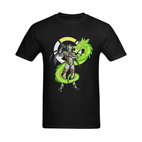Overwatch Genji & Dragon T-shirt