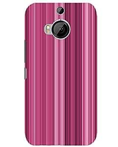 MobileGabbar HTC One M9 Plus Back Cover Printed Designer Hard Case