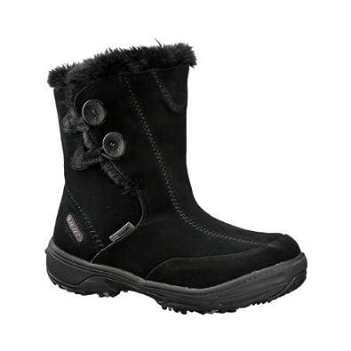 Hi-Tec Women's V-Lite Snowflake Chukka 200I Boots,Black,8 M