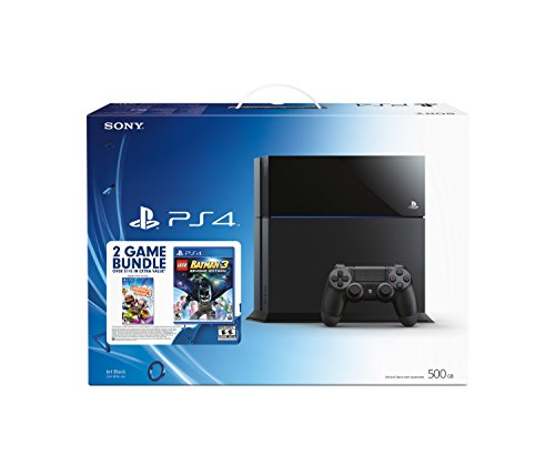 PlayStation 4 Black Friday Bundle - Lego Batman