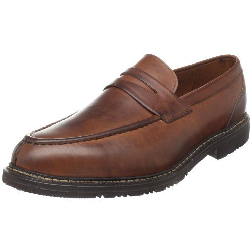 Allen Edmonds Men's Winnetka Slip-on loafer,Brown,7.5 E US