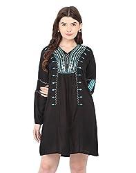 Liza Black Dress Medium