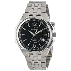Đồng Hồ Nam Seiko  SKA515 Kinetic No Battery Required Watch