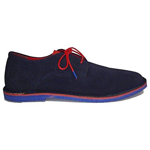 El Ganso Uomo scarpe blu Size: 43