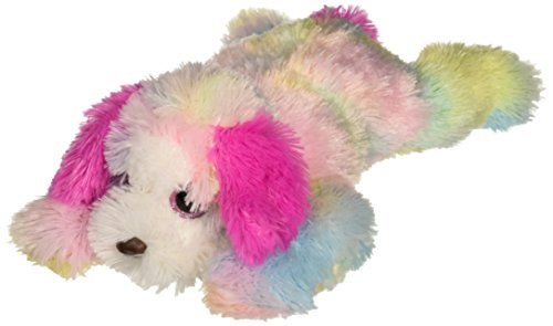 Ty Classic Yodeler Rainbow Dog Medium Plush