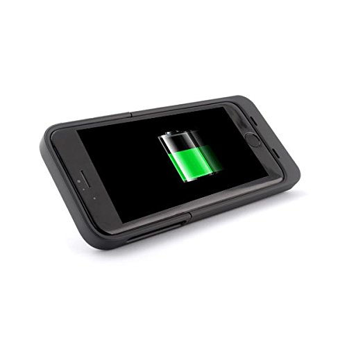 3500Mah Power Bank Backup Battery Case With Stand For Iphone 6